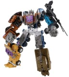 Transformers Unite Warriors: Bruticus Set