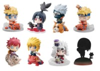 Petit Chara!: Naruto Shippuden - Mini-fig (Blind Box)