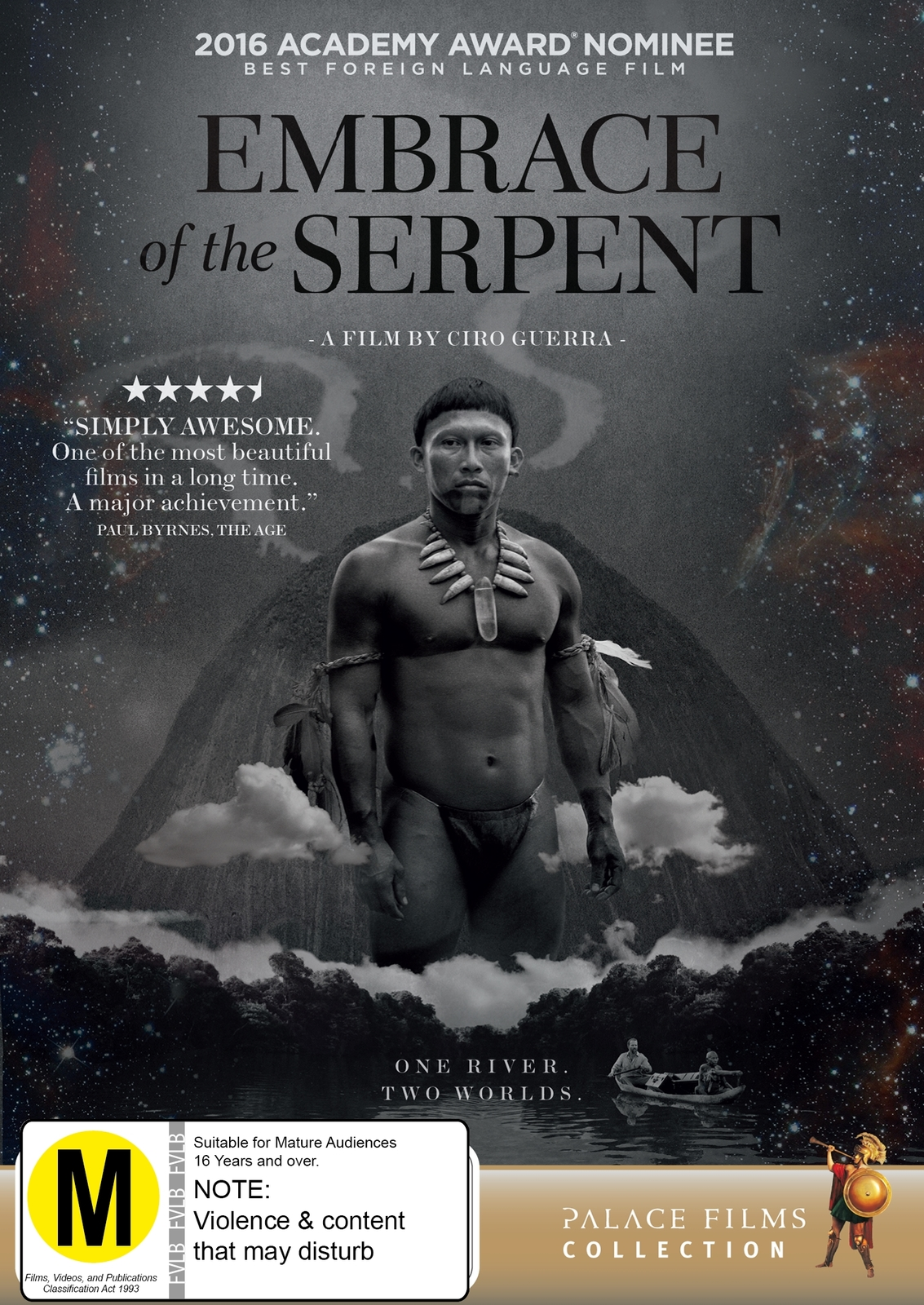 Embrace Of The Serpent on DVD image