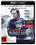 Patriots Day (4K UHD + Blu-ray) DVD