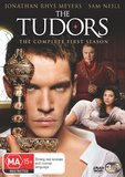 The Tudors: The Complete First Season (3 Disc Set) DVD