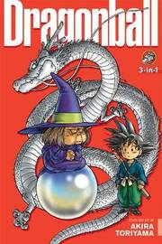Dragon Ball (3-in-1 Edition), Vol. 3 by Akira