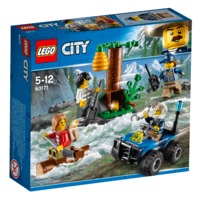 LEGO City: Mountain Fugitives (60171)