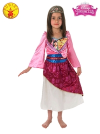 Mulan Shimmer Deluxe Costume - Size L