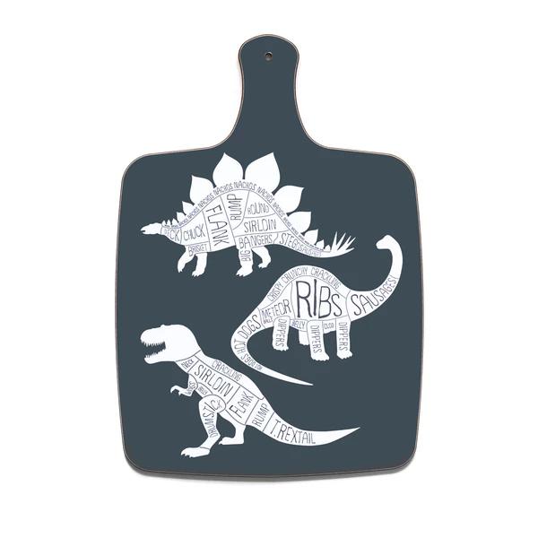 Dinosaur Chopping Board