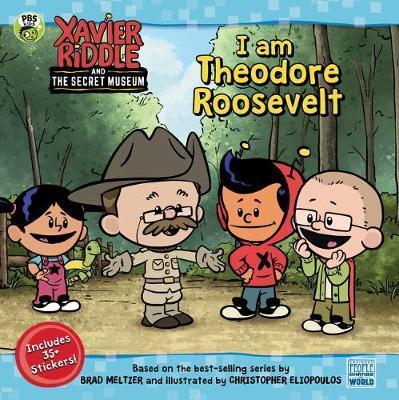 I Am Theodore Roosevelt by Brooke Vitale