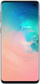 Samsung: Galaxy S10 (128GB/8GB RAM) - Prism White