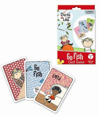 Go Fish Card Game by Lauren Child image