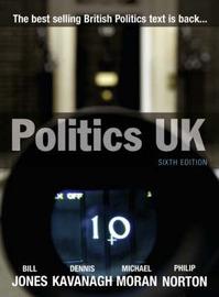 Politics UK by Bill Jones image
