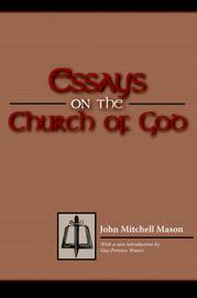 Essays on the Church of God by John M Mason