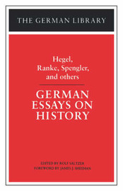German Essays on History by G W F Hegel image