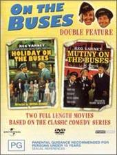 Holiday On The Buses / Mutiny On The Buses on DVD