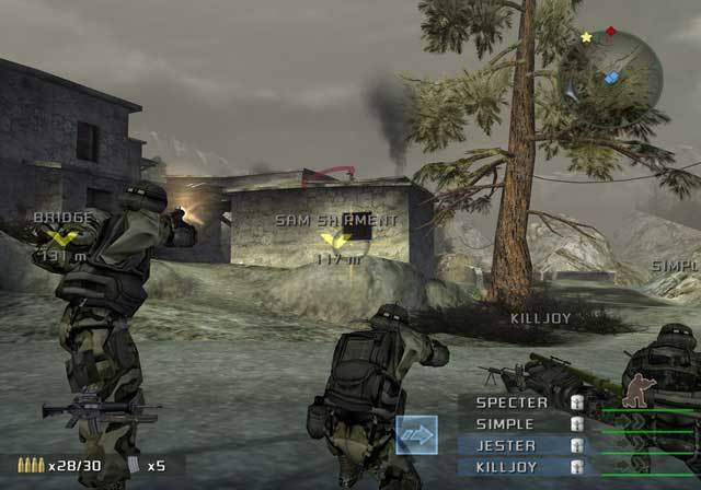 SOCOM: U.S. Navy SEALs Combined Assault for PlayStation 2 image