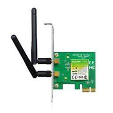TP-LINK TL-WN881ND 300Mbps Wireless N PCI-E Express Adapter image