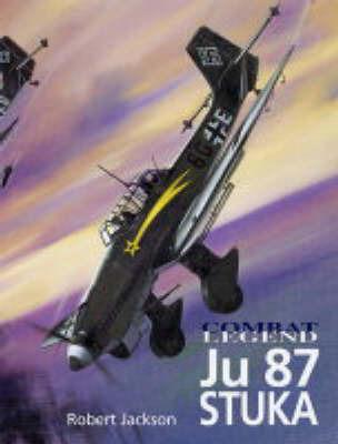 Ju 87 Stuka by Robert Jackson