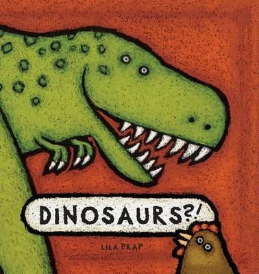 Dinosaurs by Lila Prap image