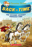 Geronimo Stilton Back in Time (Journey Through Time #2, Special Edition) by Geronimo Stilton