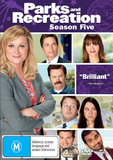 Parks and Recreation - Season 5 DVD
