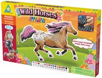 The Orb Factory: Sticky Mosaics - Wild Horses