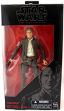 Star Wars The Black Series 6 Inch Han Solo Action Figure