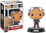Star Wars: Maz Kanata (No Glasses) - Pop! Vinyl Figure
