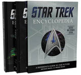 The Star Trek Encyclopedia by Michael Okuda