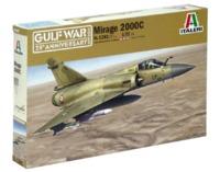 Italeri: 1/72 Mirage 2000C - Gulf War (25th Anniversary) Model Kit