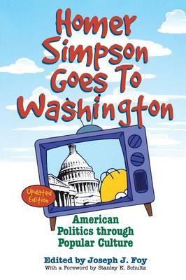 Homer Simpson Goes to Washington image