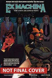 Ex Machina Book 1 TP by Brian K Vaughn