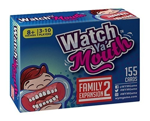 Watch Ya Mouth - Family Expansion Pack 2 image