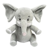 Little Golden Books: Saggy Baggy Elephant - Beanie Plush