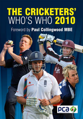 Cricketers' Who's Who by Michael Heatley image