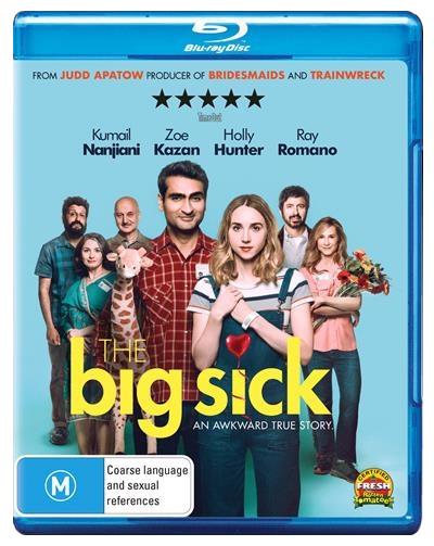 The Big Sick on Blu-ray