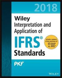 Wiley Interpretation and Application of IFRSStandards by PKF International Ltd