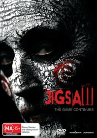 Jigsaw on DVD