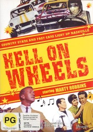 Hell On Wheels on DVD image