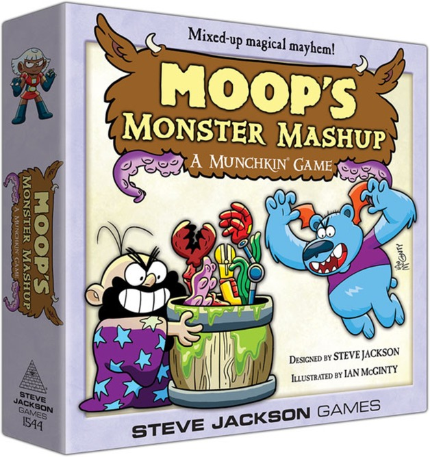 Moop's Monster Mashup - 2nd Edition