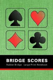 Bridge Scores by Ovc Notebooks & Journals