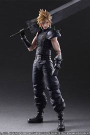 Final Fantasy VII Remake: Cloud Strife - Play Arts Kai Figure