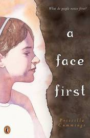 A Face First by Priscilla Cummings image