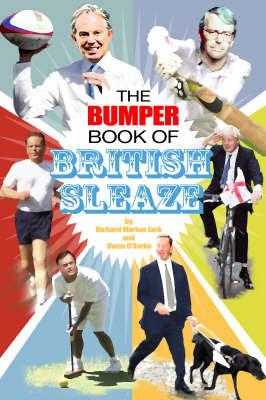 The Bumper Book of British Sleaze by Richard Morton Jack