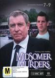 Midsomer Murders - Seasons 7-9 DVD