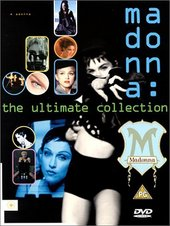 Madonna - The Ultimate Collection (2 Disc Set) on DVD