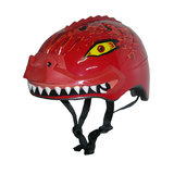 Raskullz Helmet: Radgon Red (XS)