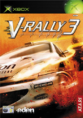 V-Rally 3 for Xbox