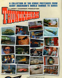 Thunderbirds: 100 F.A.B. Postcards