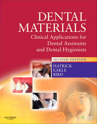 Dental Materials by Carol Dixon Hatrick image