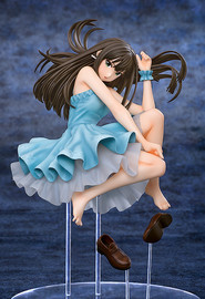 The Idolmaster: Cinderella Girls - 1/8 Rin Shibuya PVC Figure