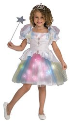 Twinklers Rainbow Ballerina Dress (Toddler)