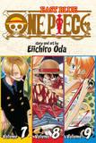 One Piece Omnibus 3: East Blue 7-8-9 (3 Books in 1) by Eiichiro Oda